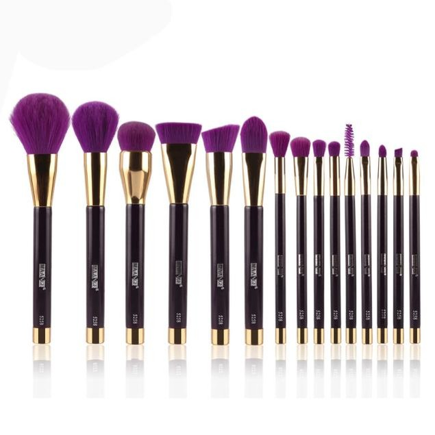 15PCS Cosmetic Makeup Brush  Makeup Brush Eyeshadow Brush