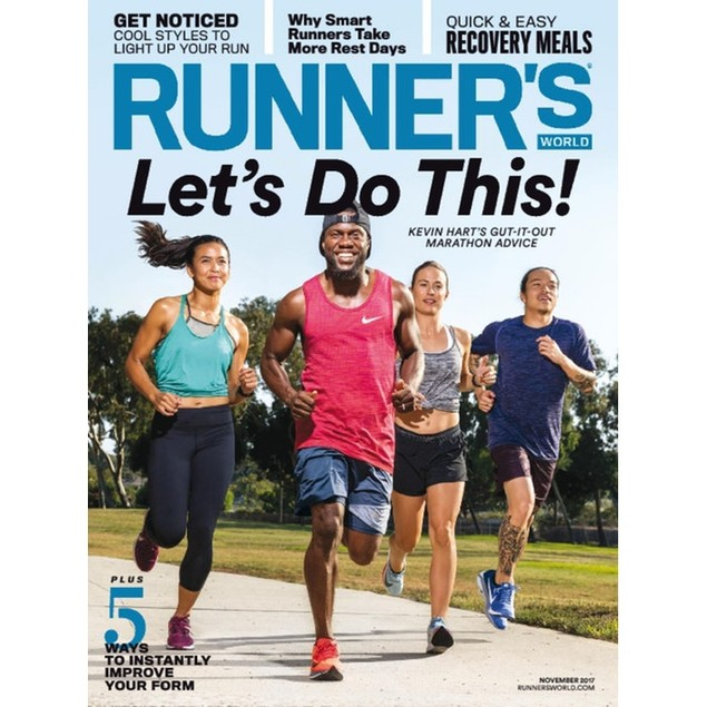 Runner's World Magazine Subscription