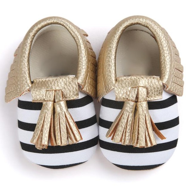 Baby Crib Tassels Bowknot Shoes Toddler Sneakers Casual Shoes