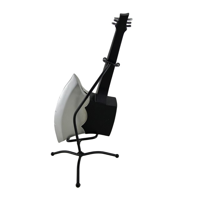 Chord Shredder Electric Axe Shaped Guitar Coin Toy Banks