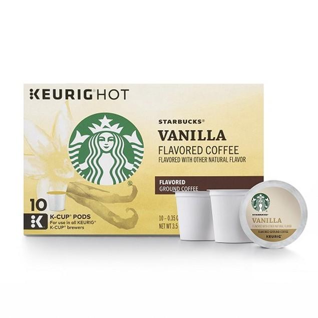 Starbucks Vanilla Keurig K-Cups