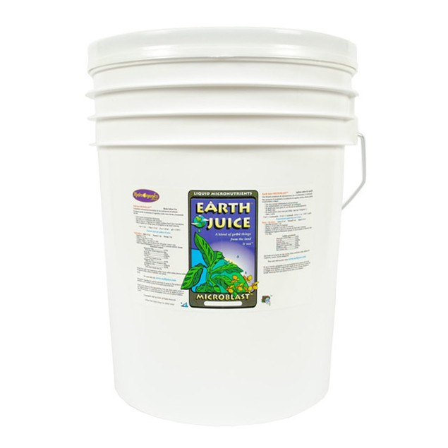 Earth Juice Microblast, 5 gal