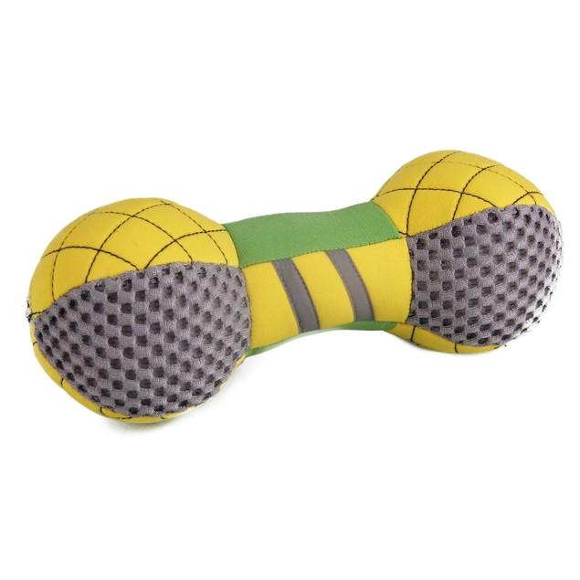 Bark-Active Neoprene Mesh Flotation Dog Toy