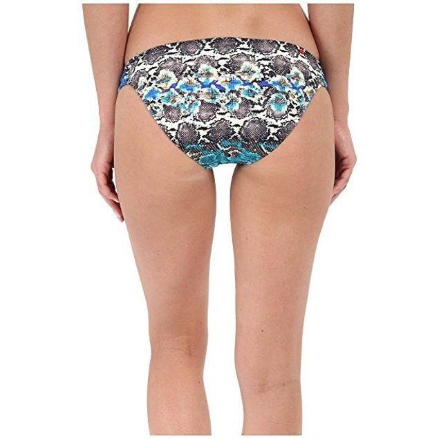 Red Carter Women's Viper Classic Hipster Bottom Multi Swimsuit Bottoms