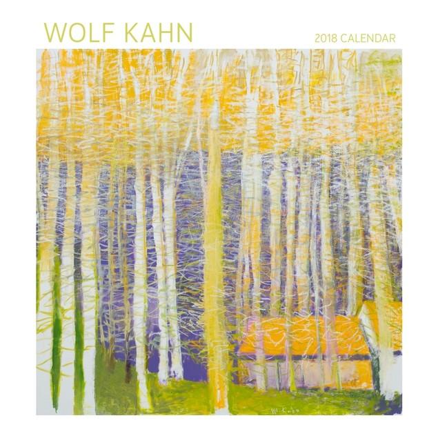 Kahn Wall Calendar, Contemporary Art by Calendars