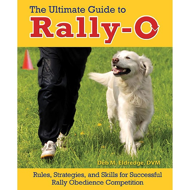 The Ultimate Guide to Rally-O Book, Assorted Dogs by TFH Publications