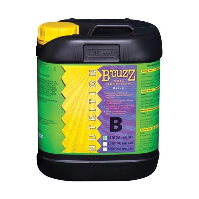 B'Cuzz Soil Nutrition Component B, 5 L