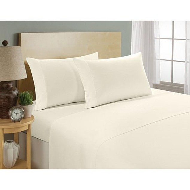 4-Piece Ultra Soft 1800 Series Bamboo Bed Sheets
