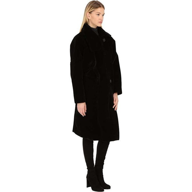 Vivienne Westwood Women's Artillery Coat Black 42 (US 6)
