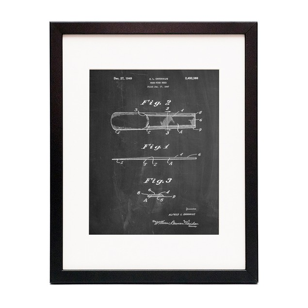 Reed Patent Poster