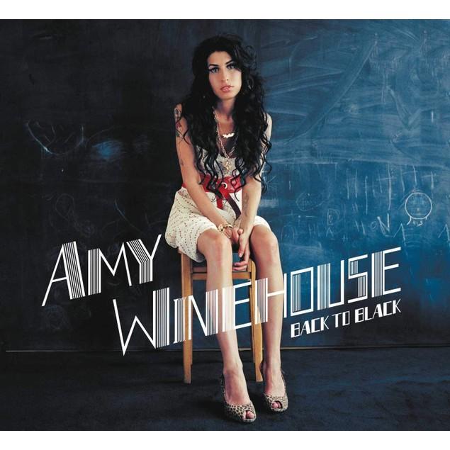 Amy Winehouse - Back To Black 2017 Vinyl