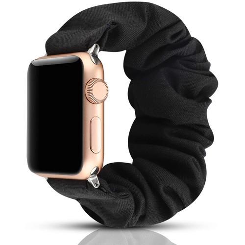 Elastic Scrunchie Apple Watch Band