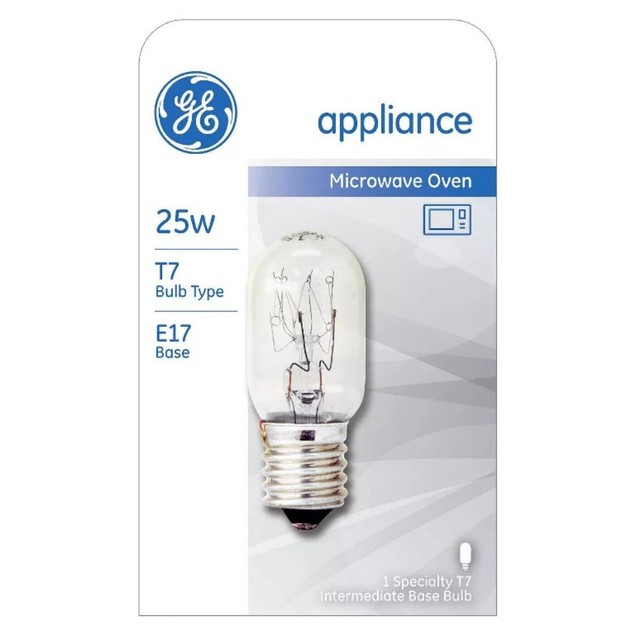 General Electric 25W T7 Appliance Incandescent Bulb for Extreme