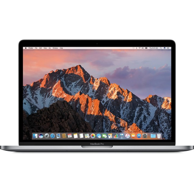 "Apple MacBook Pro MLH12LL/A 13.3"" 256GB, Space Gray (Scratch and Dent)"
