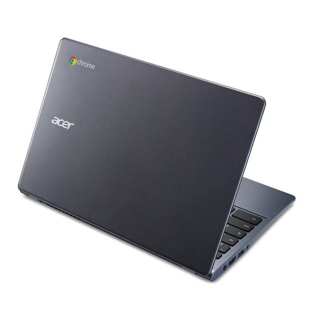 """Acer Chromebook C720-2844 11.6"""" 16GB 2955U,SIlver (Scratch and Dent)"""