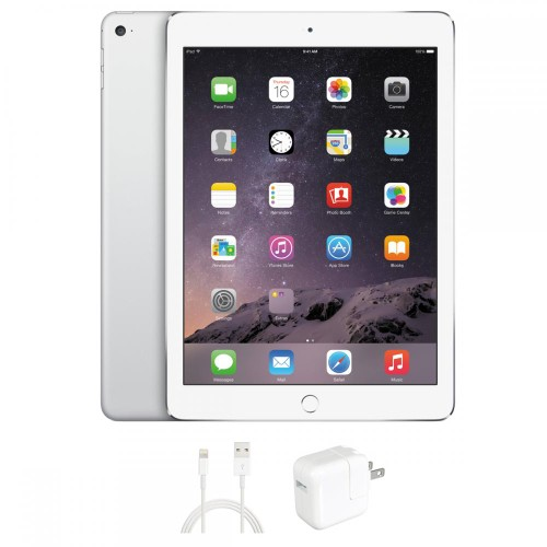 iPad Air 128GB Wifi White (Excellent Condition)