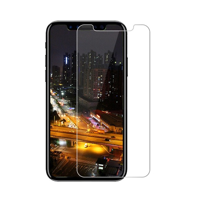 Tempered Glass Screen Protector 2-pk iPhone 7/8, iPhone 7/8 Plus,  iPhone X