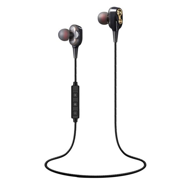Double Dynamic XT-21 Wireless Bluetooth Headphones