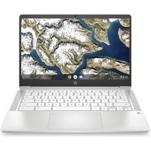 "HP Chromebook 14a-na0040nr 14"",Ceramic White(Certified Refurbished)"