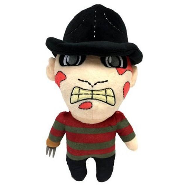 "Freddy Krueger Kidrobot 7"" Plush Gift Nightmare on Elm Street Movie"