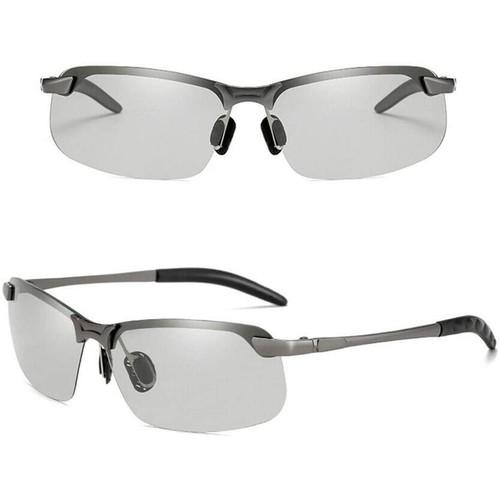 Photochromic Sunglasses Men Polarized Glasses