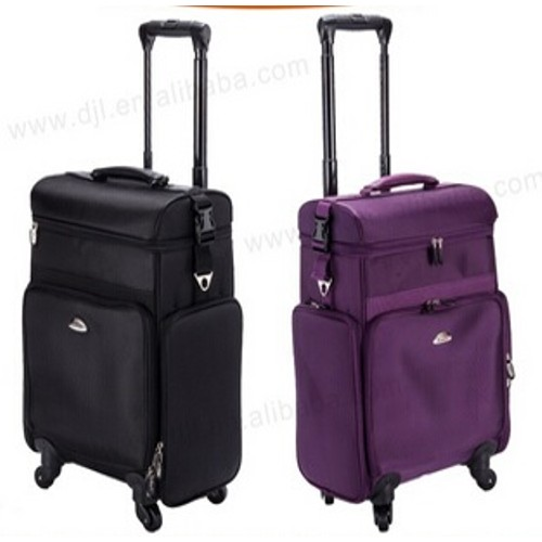 SHANY Soft Rolling Makeup Trolley Case