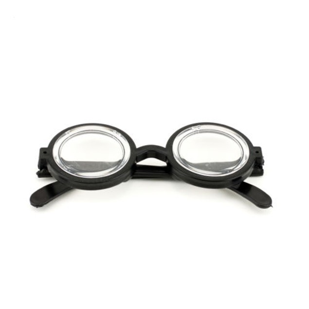 Halloween Wizard Nerd Eyeglasses Costume Accessory