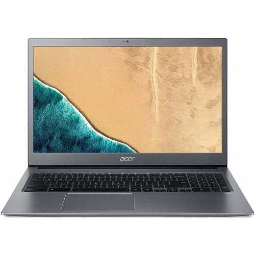 "Acer Chromebook CB715-1WT-39HZ 15.6"" 128GB i3-8130U,Steel Grey (Refurbished)"