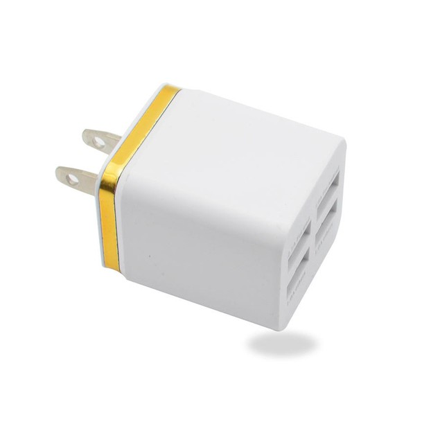 4 Port USB Wall Charger