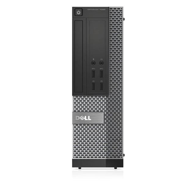 "Dell 7020 Desktop Intel i5 16GB 512GB SSD Windows 10 Home 19"" Monitor"