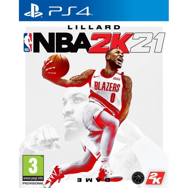 NBA 2K21 PS4 Game