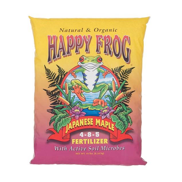 FoxFarm Happy Frog® Japanese Maple Fertilizer, 18 lbs