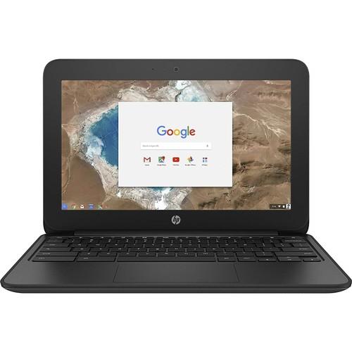 """HP Chromebook 11 G5 (1FX82UT#ABA) 11.6"""" 16GB,Black(Refurbished)"""