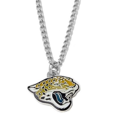 NFL Jacksonville Jaguars Logo Necklace Charm Pendant