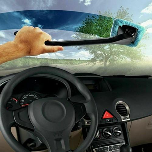 Microfiber Windshield Clean Car Auto Wiper Cleaner Glass Window Tool B