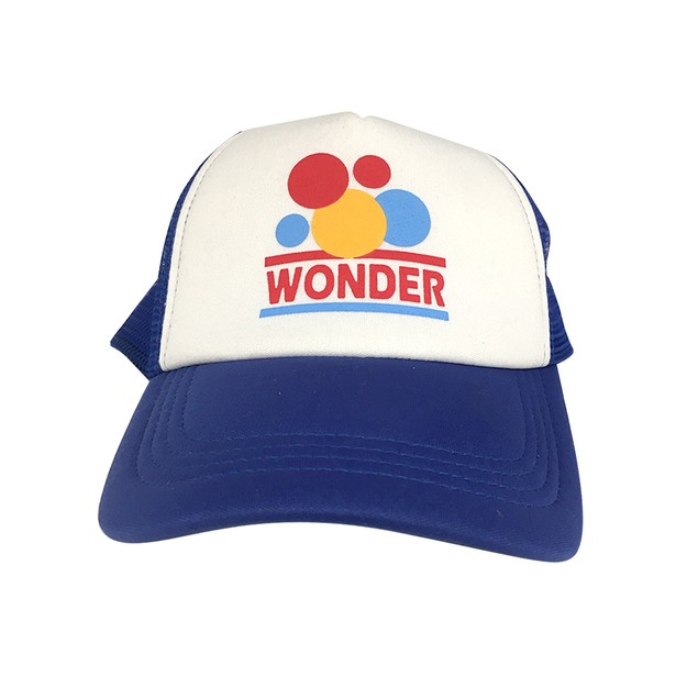 Ricky Bobby Wonder Trucker Hat