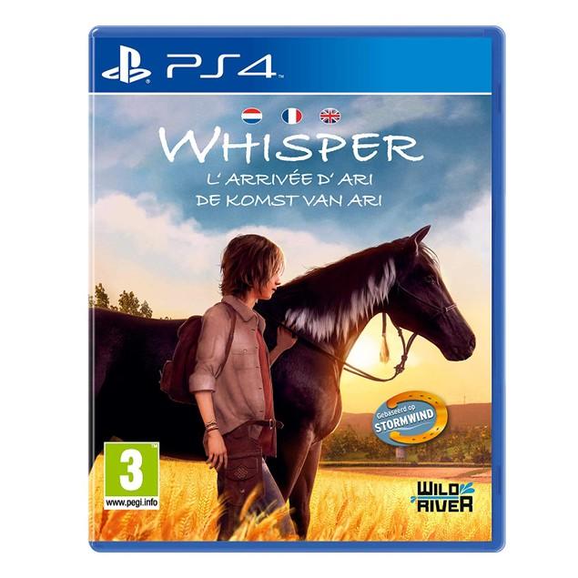 Whisper Ari's Arrival PS4 Game