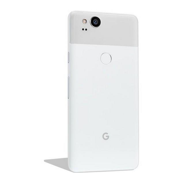 Google Pixel 2, Unlocked, White, 64 GB, 5 in Screen
