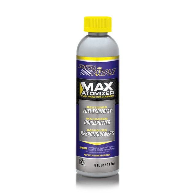 12-PACK Royal Purple 18000 Max Atomizer Fuel Injector Cleaner - 6 oz