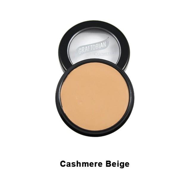 Cashmere Beige HD Glamour Creme Foundation 5 oz.