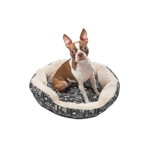 Printed Orthopedic Pet Bed Bolster