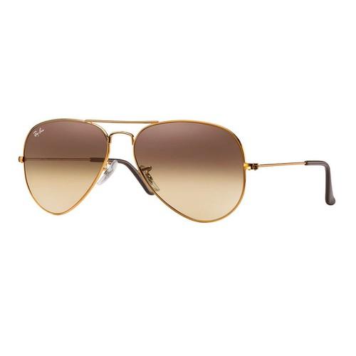 Ray-Ban Aviator Sunglasses RB3025-9001A5-58