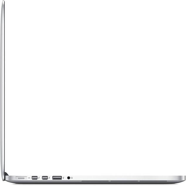 "Apple MacBook Pro MC976LL/A 15.4"" 256GB MacOSX,Silver(Refurbished)"