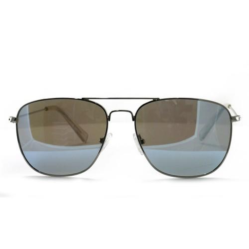 Nautica Men's Sunglasses N4618SP 045 Silver 56 16 140 Polarized