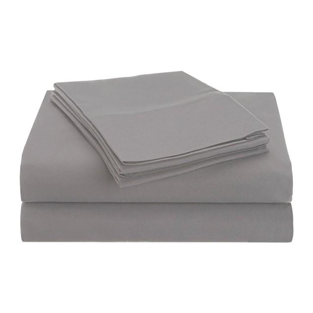 1500 Series Sheet Set Microfiber Solid