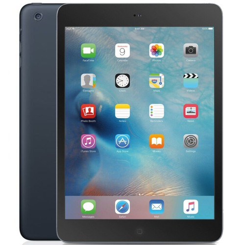 """Apple iPad Mini (1st Gen) 16GB - Wi-Fi - 7.9"""" - Black & Slate - Grade A"""