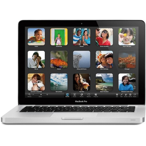 """Apple MacBook Pro MD101LL/A 13.3"""",Silver(Certified Refurbished)"""