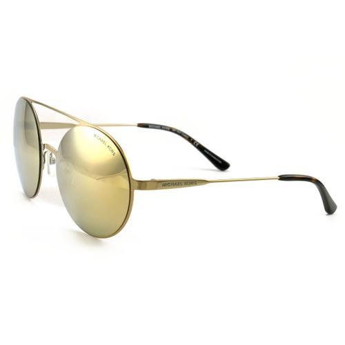 Michael Kors Women's Sunglasses MK1027 11937P Gold 55 19 135