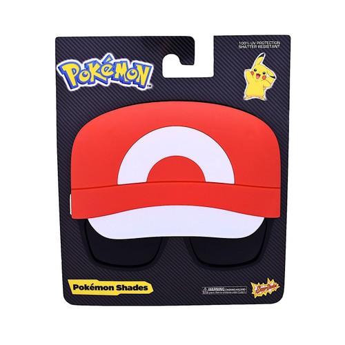 Ash Kethum Sunstache Sunglasses Pokemon Glasses Costume Halloween