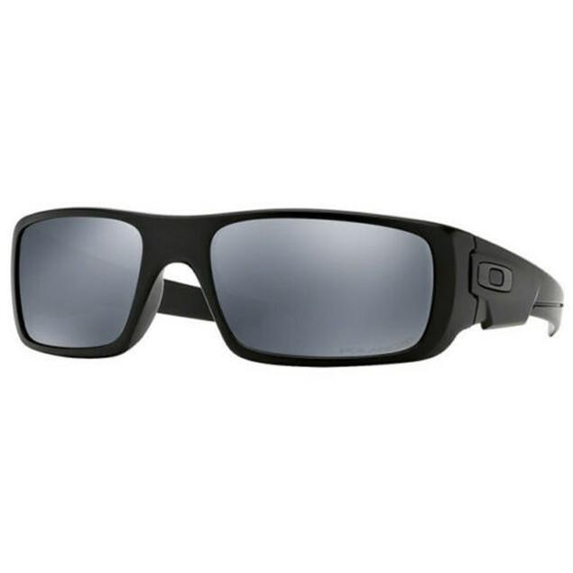 Oakley Crankshaft OO9239-06 Men's Black Polarized Sunglasses